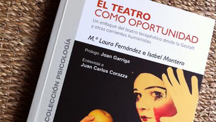 Libro psicología el teatro como oportunidad
