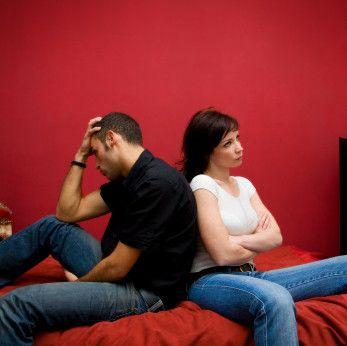 Problemas con la pareja, ansiedad y depresión